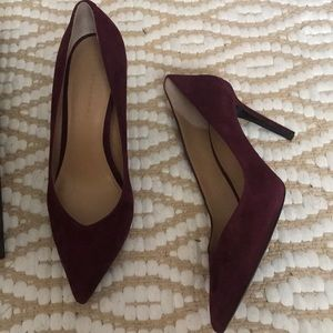 12 Hour Madison pumps from Banana Republic